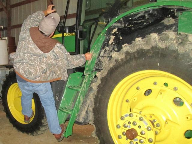 Slips Trips And Falls Agricultural Safety And Health