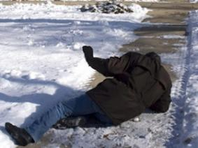 Preventing Slips and Falls during Icy Conditions